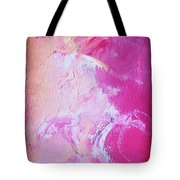 Pink Moving Tote Bag