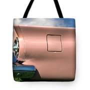 Pink Fins Tote Bag by Bill Cannon