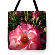 Pink Flaminco Rose 2 Tote Bag