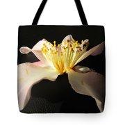 Pink Flower Azalea . Tote Bag