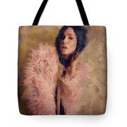 Pink Fru Fru  Tote Bag