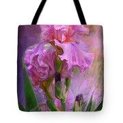 Pink Goddess Tote Bag