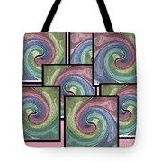Pink Healing Tote Bag