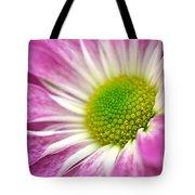 Pink Hope Tote Bag