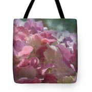 Pink Hydrangea Photoart I Tote Bag