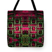 Pink Illusion Tote Bag