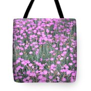 Pink Incarnated Tote Bag by Sonali Gangane