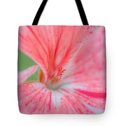 Pink Is Beautiful Tote Bag by Louis Rivera
