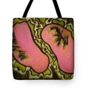 Pink Jewels Tote Bag