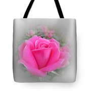 Pink Knockout Beauty Tote Bag