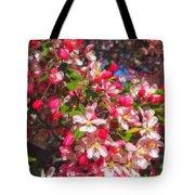 Pink Magnolia 2 Tote Bag