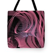Pink Panels Tote Bag