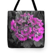 Pink Paridise Tote Bag
