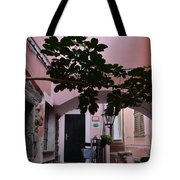 Pink Patio Tote Bag