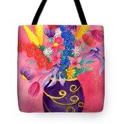 Pink Persuasion Tote Bag