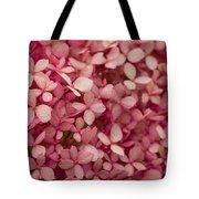 Pink Petal Tote Bag