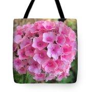Pink Phlox 2 Tote Bag