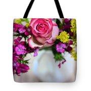 Pink Power Tote Bag