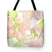 Pink Quince Tote Bag