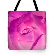 Pink Rose - Photopower 1790 Tote Bag