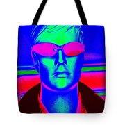 Pink Sunglasses Tote Bag