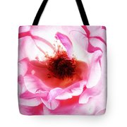 Pink Tourmaline Palm Springs Tote Bag by William Dey