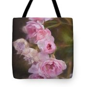 Pink Winter Roses One Tote Bag