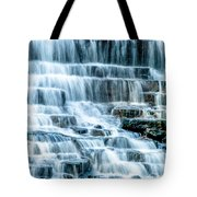 Pinnacle Lake Dam Tote Bag