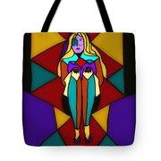 Pinnacle Of Womanhood Tote Bag