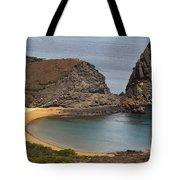 Pinnacle Rock Galapagos Tote Bag