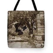 Pinnacles National Monument California Circa 1946 Tote Bag