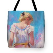 Pino Study Tote Bag by Laura Lee Zanghetti