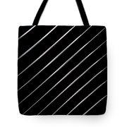 Pinstripes Phone Tote Bag