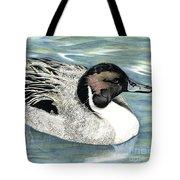 Pintailed Elegance Tote Bag