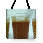 Pints Of Beer Tote Bag
