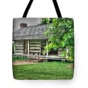 Pioneer Cabin 21 Tote Bag