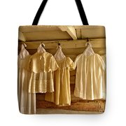 Pioneer Days-child's Dresses Tote Bag