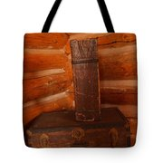 Pioneer Luggage Tote Bag by Jeff Swan