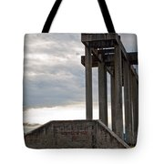 Pioneer Sand And Gravel Pit Tote Bag