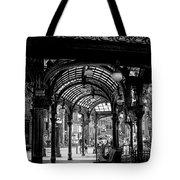 Pioneer Square Pergola Tote Bag by David Patterson