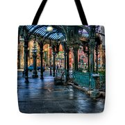 Pioneer Square - Seattle Tote Bag