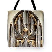 Pipe Organ Tote Bag
