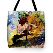 Pipe Smoking Ritual Chillum India Rajasthan 1 Tote Bag