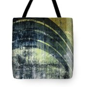 Piped Abstract Tote Bag