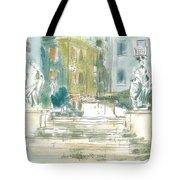 Piran - Square 1st May Tote Bag