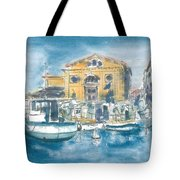 Piran - Tartini Theatre Tote Bag