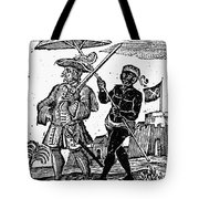 Pirate Henry Every, 1725 Tote Bag