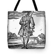 Pirate John Rackam, 1725 Tote Bag
