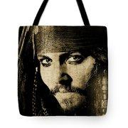 Pirate Life - Sepia Tote Bag