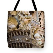 Pirate Ship 1 Tote Bag by Douglas Barnett